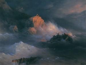 Приливные волны