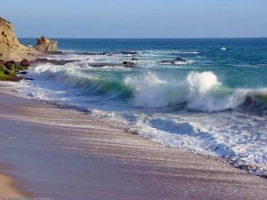 названия морей и океанов