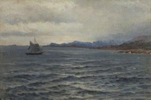 Борисов Александр Алексеевич, исследования Арктики