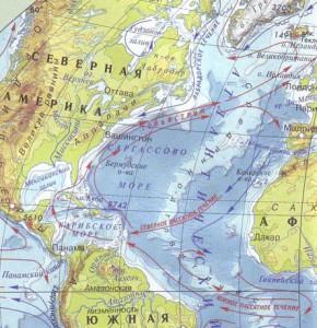 Какое море самое большое